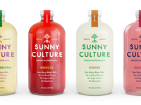Sunny Culture Branding & Packaging