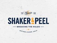 Shaker & Peel