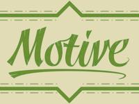 Motive Lettering