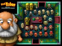 Prof. Baboo Characters