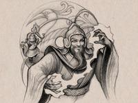 Magic&Fight character: Tai-Quiang