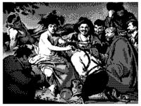 Los Borrachos (Velázquez)