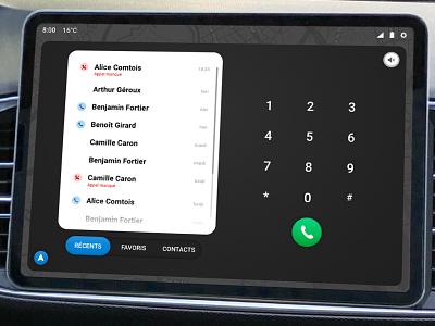 hexa phone interface