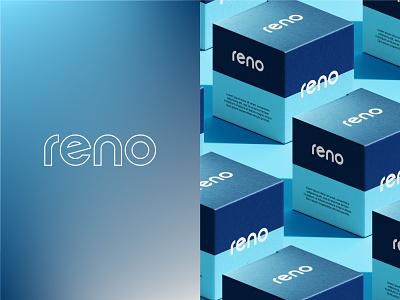 RENO - BRANDING typography illustration icon graphic design design vector branding logo