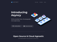 Asyncy landing page final 2x