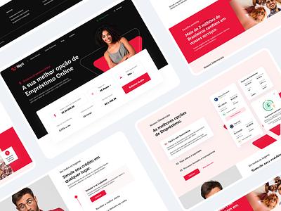 Wyzi website webdesign productdesign illustration design brandbook app ux motion graphics logo branding graphic design ui