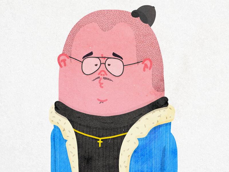 Fuck boy illustration smug butt face character character design characterdesign fashion fuckboy