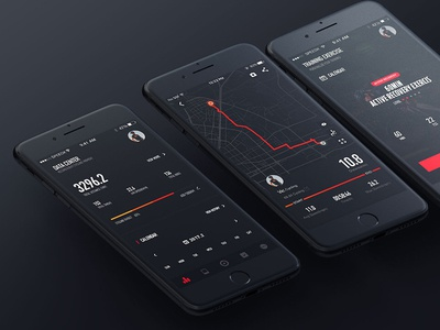 SpeedX Cycling App ui speedx cycling app