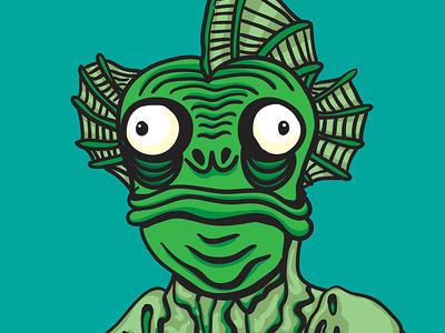 Swamp Monsty