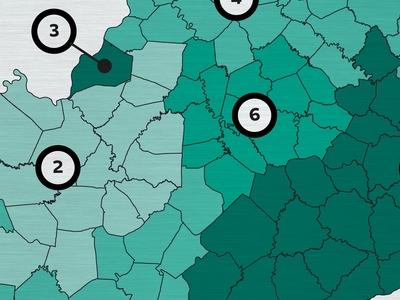 Kentucky Political Districts