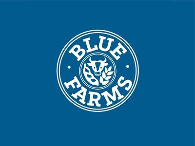 Blue Farms Logo