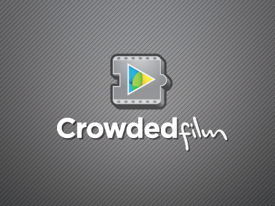 Crowdedfilm Logo logo game