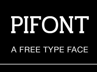 Free Pifont Font