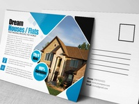 Real Estate Agency Post Cards
