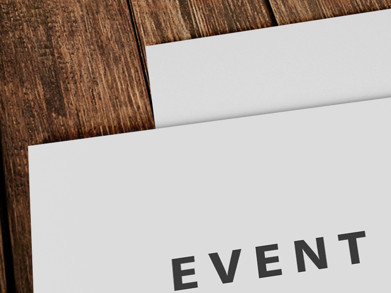 free event ticket mockup psd by aliiqbal dribbble dribbble
