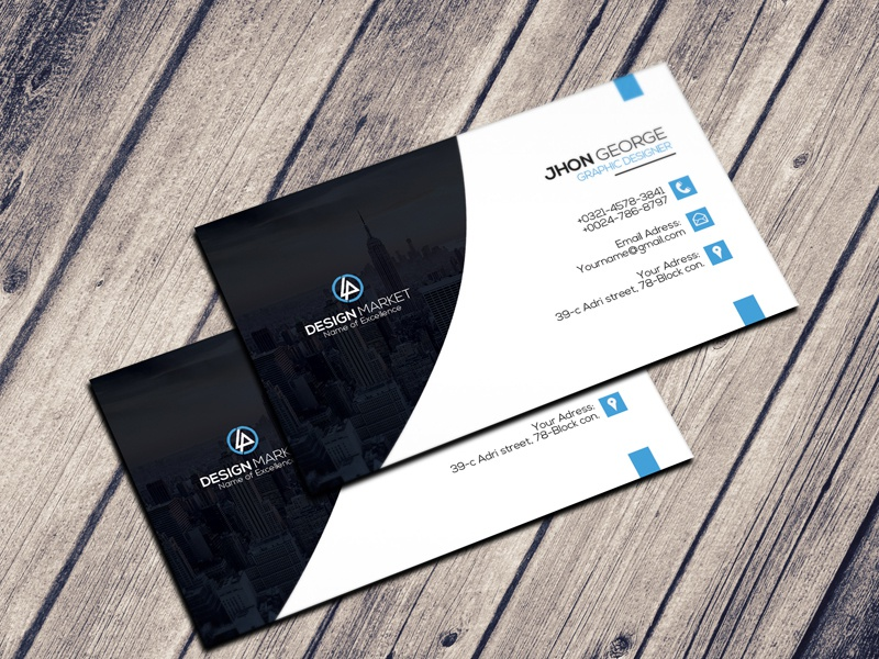 Free Creative Personal Business Card