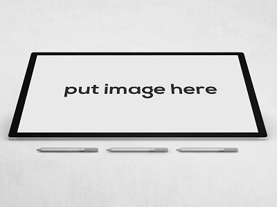 Free Graphic Screen Tablet Mockup Psd ipad air ipad imac cintiq 22hd touch cintiq apple graphic screen