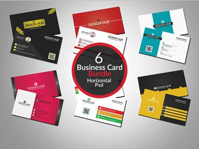 6 Stylish business cards bundle latest print editable file print template graphic design business flyer event flyer roll ups free files business cards cards flyers 6 stylish business cards bundle