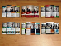 6 Multi use Business Flyer Bundle