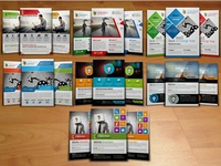 7 Multi use Business Flyer Bundle