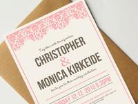 Free Wedding Invitation Card Psd Templates