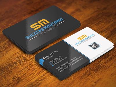 Business Card illustration branding graphic design design