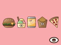 Fast Food UI