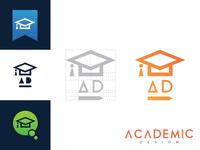 Academic Design Logo