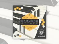 Hammond Attack Artwork