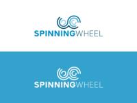Spinning Wheel Logo