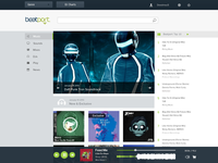 Beatport UI Full