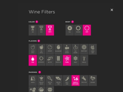 Winestore Website