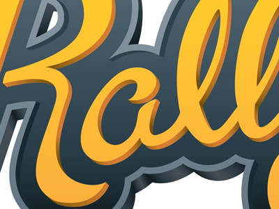 Hand Lettered Logo Experiment hand lettering logo experiment dimension andculture