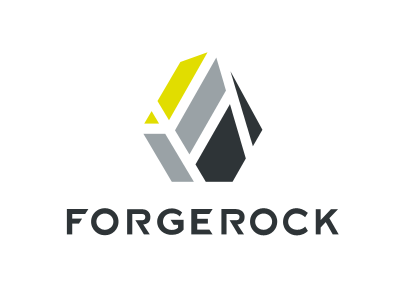 Forgerock Logo logo rock angles identity andculture