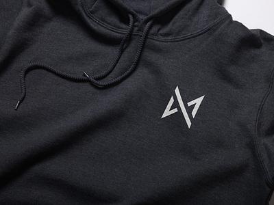 Innovux - logo hoodie codebrackets htmltag logomark icon personal portfolio mockup clean ux code vector illustration concept design hoodie branding logo ui innovux