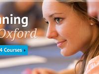 Oxford summer school website