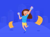 Credit card activity