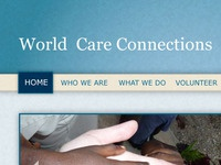 World Care Connections - Website Design
