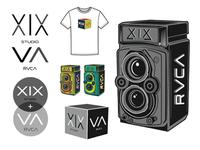 XIX STUDIOS  + RVCA