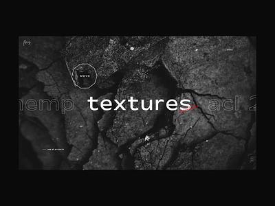 Portfolio Curtain Transition Animation photography branding web design digital modern red dark black transition slide projects art curtain intro ux ui typography portfoilio animation