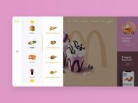 McDonald's Redesign Concept