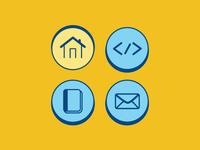 Icon/Button Set