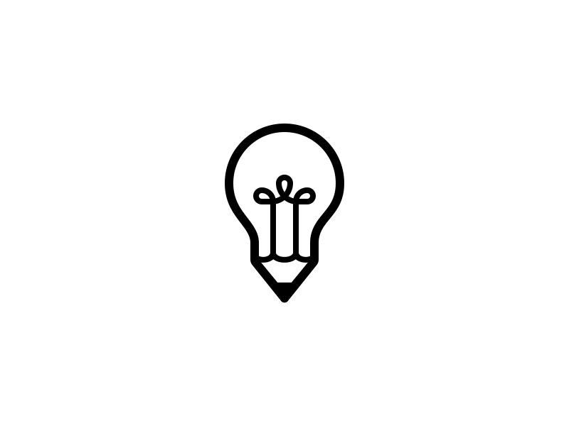 2.0 personal logo isaac grant lightbulb mark update 2.0
