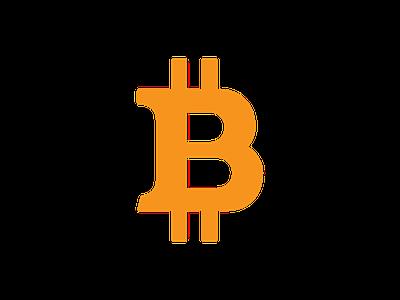 Bitcoin Logo bitcoin logobrand mark orange money trade vector download free