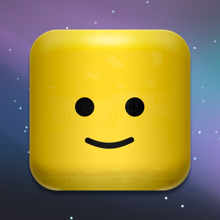 Lego Face by Isaac Grant on Dribbble