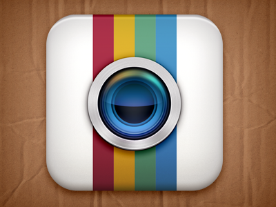 Iris 2.0 iris app icon 2.0 appstore store remake lens camera application
