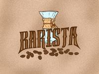 Barista Sticker