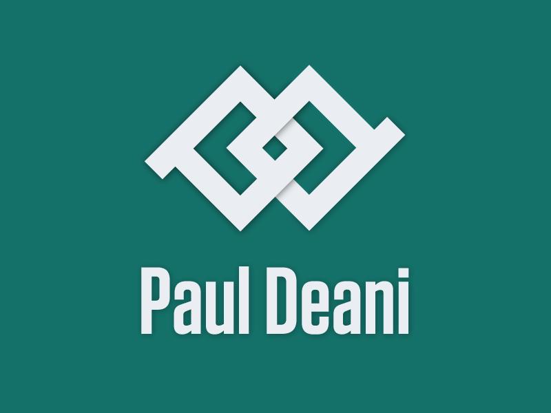 Paul Deani's Logo paul logo graphic design design logo design
