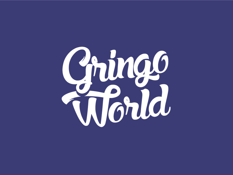 Gringo.World grindoworld gringo logodesign design instagram logo