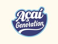 Açaí Generation Branding